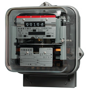 誘導形電力量計